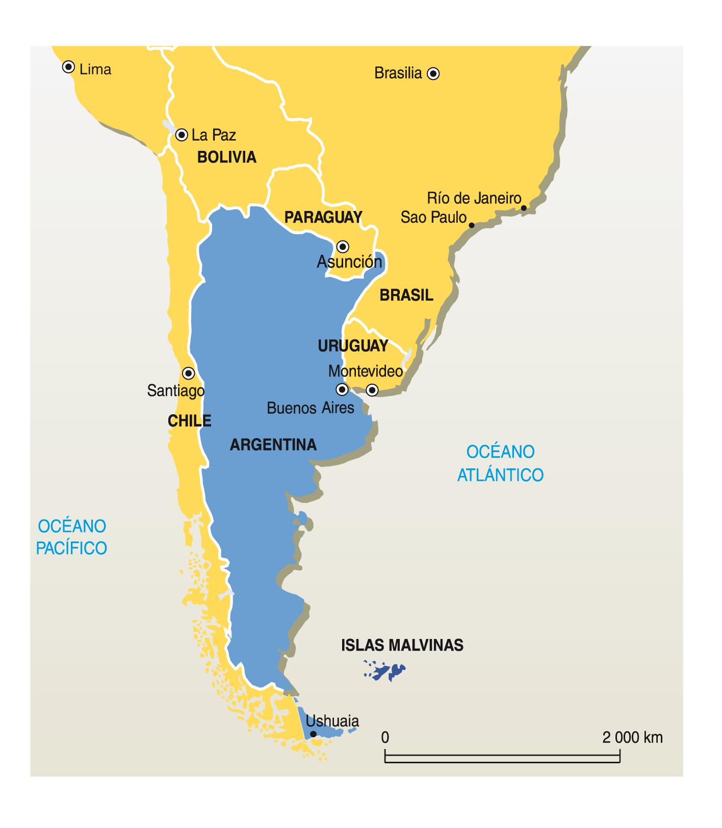 La Estrategia Argentina Para Recuperar Las Malvinas Le Monde Diplomatique En Espanol